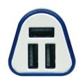 Picture of Mediacom Auto Punjač Triple - USB M-ZUSBCC35, 5,2A