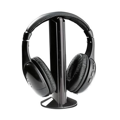 Slika od Slušalice wireless sa postoljem i FM TITANUM LIBERTY, za TV/CD/DVD/MP3/MOB/PC, TH110