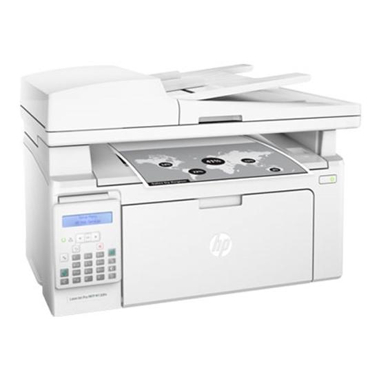 Picture of Printer HP LaserJet Pro MFP M130fn 23ppm USB+LAN print/scan/copy/fax G3Q59A  TonerCF217A