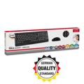 Picture of Tastatura + miš SPEEDLINK NIALA Wireless, black US Layout, SL-640304-BK-US