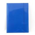 Picture of TTO Fascikla kartonska sa 1 Gumom i 3 Klapne ,600g,pastel plava,TTO402690