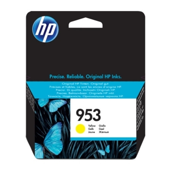 Picture of Tinta HP F6U14AE HP 953 ,YELLOW