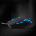 Picture of Miš ESPERANZA GAMING FIGHTER 6D MX205, BLUE, 2400dpi, ergonomic, EGM205B