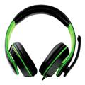 Picture of Slušalice sa mikrofonom GAMING ESPERANZA CONDOR EGH300G, green, volume control