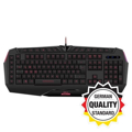 Picture of Tastatura SPEEDLINK ACCUSOR Advanced Gaming Keyboard black, US Layout, SL-670005-BK-US