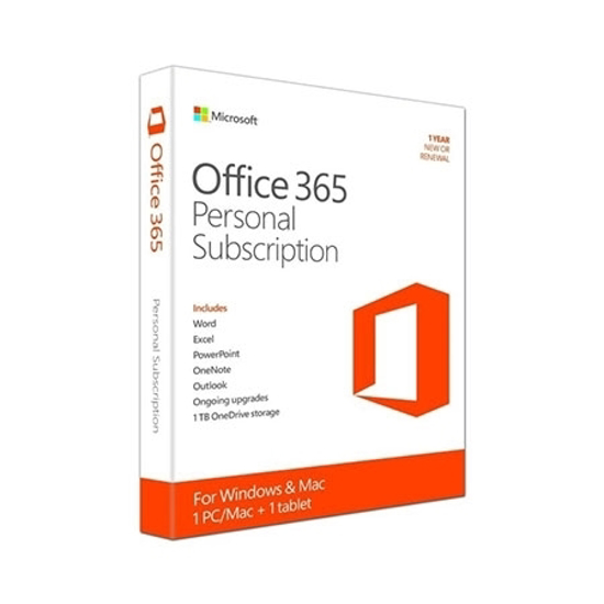Picture of Microsoft Office 365 Personal QQ2-00563