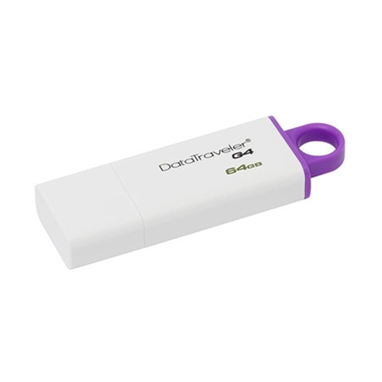 Picture of USB Memory stick Kingston 64GB, USB3.0, DTIG4/64GB