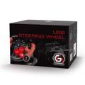 Picture of Volan GEMBIRD STR-UV-01, USB, vibration, volan i pedale za PC/PS3