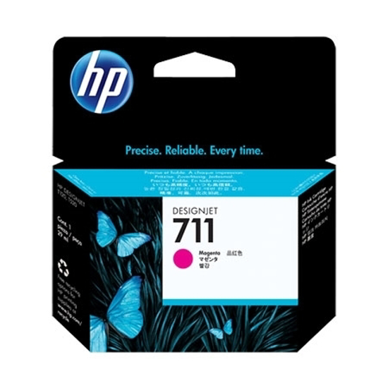 Picture of HP Tinta CZ131A Magenta 711 T120 24-in, T520 24-in, T520 36-in