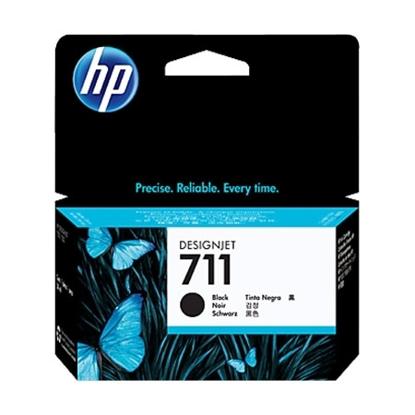 Slika od HP Tinta CZ129A Black 711 T120 24-in, T520 24-in, T520 36-in