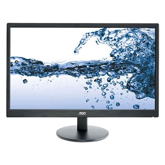 """Picture of Monitor AOC  E2270SWHN LED 21,5""""   VGA HDMI, 16:9, 1920x1080,"""