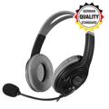 Picture of Slušalice sa mikrofonom SPEEDLINK LUTA Stereo, black, SL-870004-BK