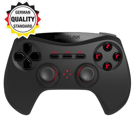 Picture of Game Pad SPEEDLINK STRIKE NX Wireless za PS3, black, SL-440401-BK-01