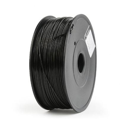 Slika od ABS punjenje za 3D print/olovku, black, 1,75 mm, 0,6 kg, GEMBIRD, FF-3DP-ABS1.75-02-BK