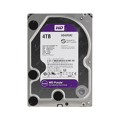 Picture of HDD 4 TB, WD40PURZ SATA-6Gb, IntelliPower rpm, 64 MB PURPLE