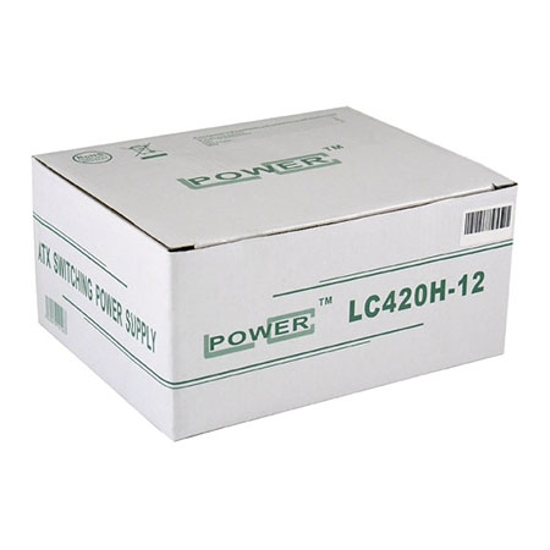 Picture of Napojna jedinica LC Power, LC420H-12 V1.3, 120mm fan, Office Series