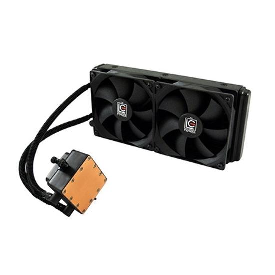 Picture of Vodeno CPU hlađenje LC-Power Cosmo Cool LC-CC-240-LiCo, 120x274mm radiator, AMD/Intel CPU soc.suppor