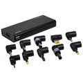 Picture of Univerzalni adapter za notebok MEDIACOM 90W + USB M-ACNBU90X