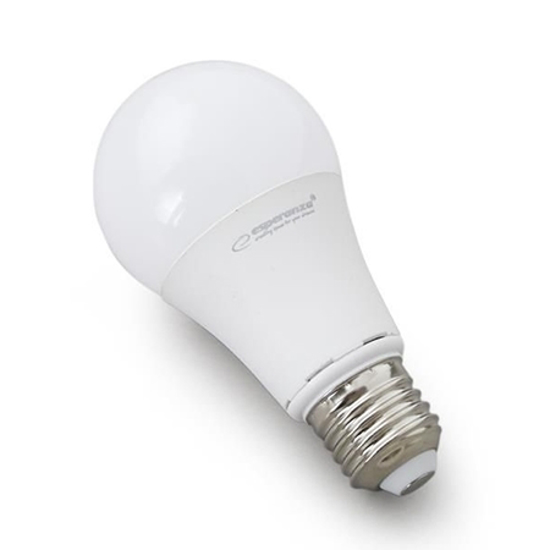 Picture of LED sijalica ESPERANZA, A60 E27 6W, warm white, A+, 5800 lm, ELL116