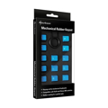 Picture of Tipke SHARKOON gaming Shark rubber for mehanical keyboard, blue