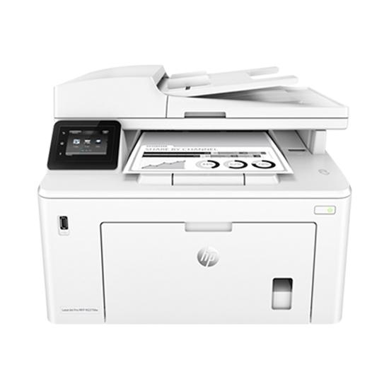 Picture of Printer HP LaserJet Pro MFP M227fdw G3Q75A print/scan/copy/fax ADF,duplex,Lan+WiFi