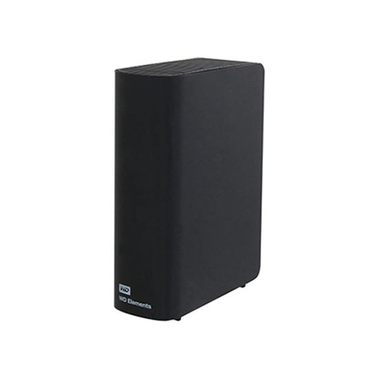 Picture of EXT.HDD 4TB   WDBWLG0040HBK-0B, Elements Desktop  USB 3,0