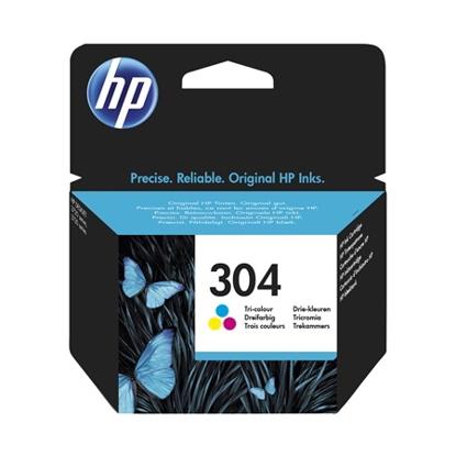 Slika od Tinta HP br.304 Tri-color N9K05AE