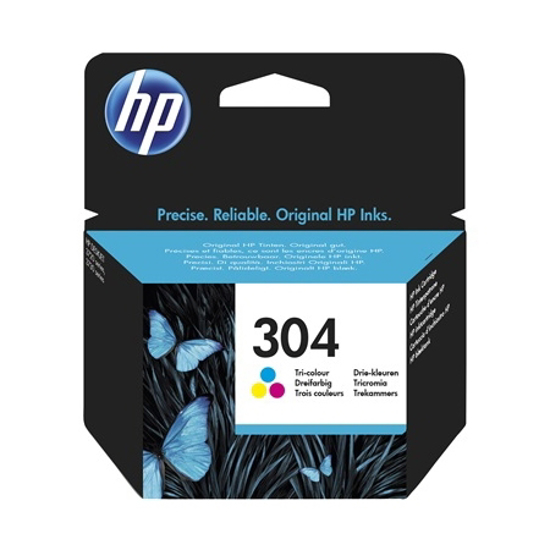 Picture of Tinta HP br.304 Tri-color N9K05AE