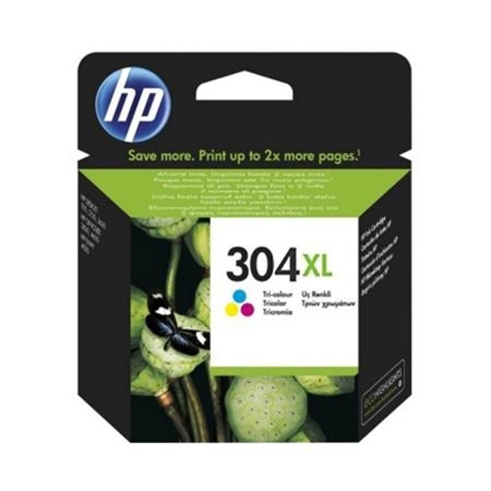 Picture of Tinta HP br.304XL tri-colour N9K07AE