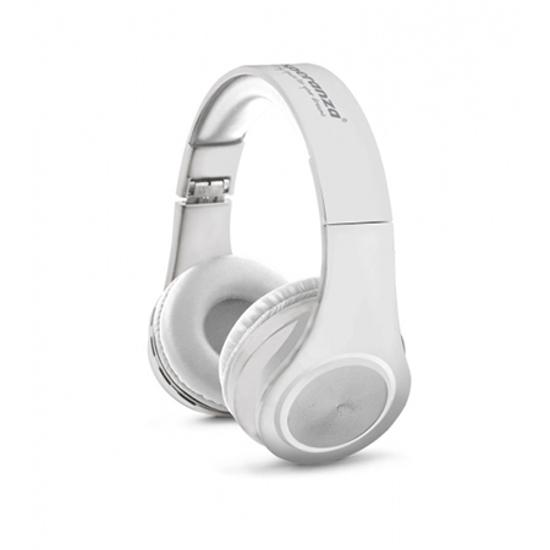 Picture of Slušalice sa mikrofonom ESPERANZA BLUETOOTH, flexi, handsfree white, EH165W