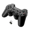 Picture of Game Pad ESPERANZA GLADIATOR, vibration, PS3/PC, wireless, black, EGG108K