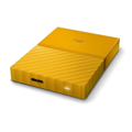 Picture of EXT.HDD 1TB, , WDBYNN0010BYL-WESN MyPassport  YELLOW, USB 3.0, 2.5""