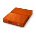 "Picture of EXT.HDD 1TB, ,WDBYNN0010BOR-WESN  MyPassport  ORANGE, USB 3.0, 2.5"""