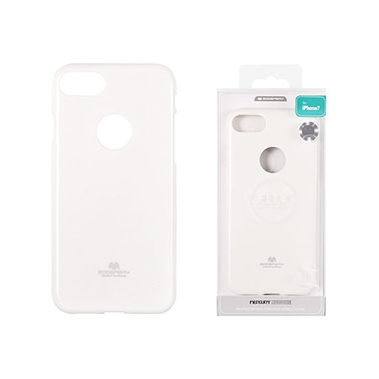 "Picture of Zaštitna futrola Mercury Jelly Case IPHONE 7/8 PLUS (5,5"") WHITE"