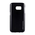 Picture of Zaštitna futrola Mercury i-Jelly metal case Samsung G930 S7 black