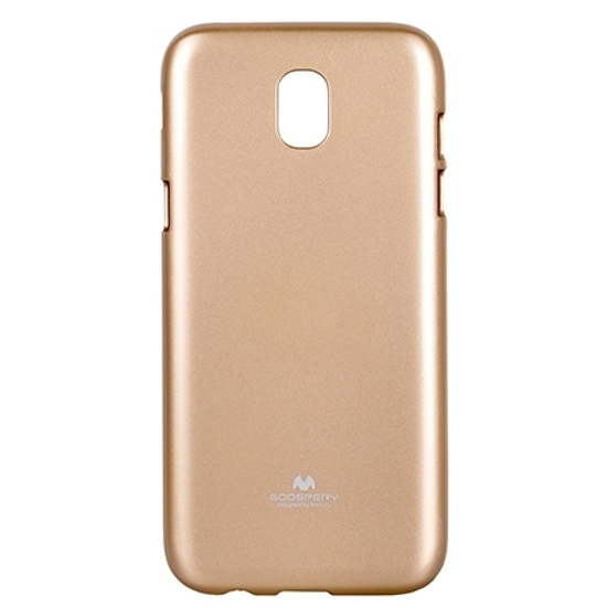Picture of Zaštitna futrola Mercury jelly case Samsung J730 J7 2017 gold