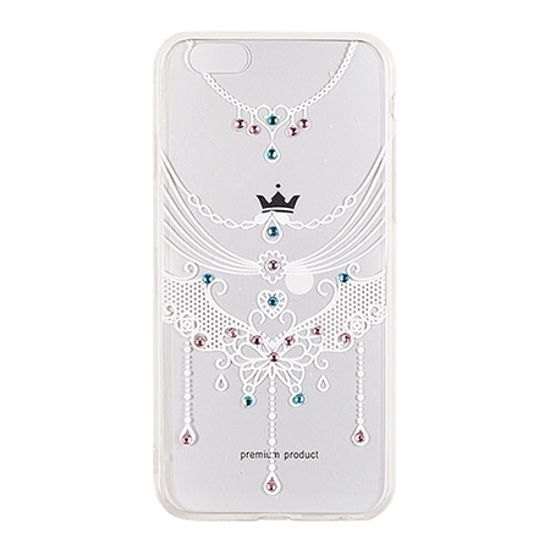 Picture of Zaštitna futrola Vennus Art iPhone 7/8 white design 1