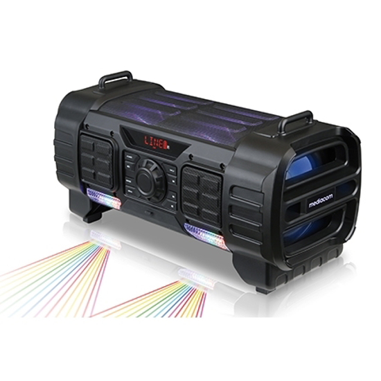 Picture of MEDIACOM MusicBox Party 180W bluetooth M-PS180