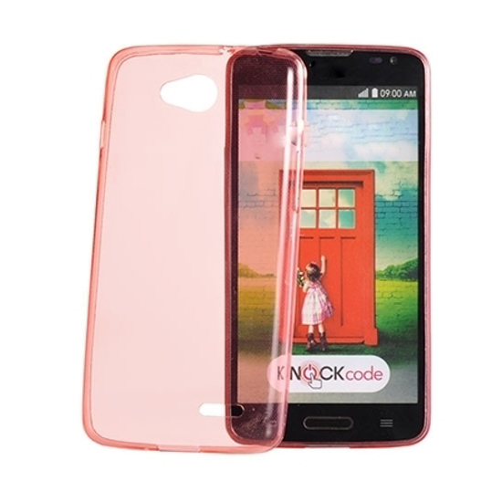 Picture of Zaštitna futrola candy case slim 0.3mm Samsung J330 J3 2017 red