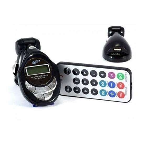 Picture of FM Transmitter CMP05 sa daljinskim MP3,WMA,ASF, SD card slot, USB