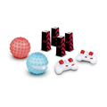 Picture of RACING SPHERES SPEEDLINK Competition Set, red-blue, SL-920014-RDBE