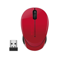 Picture of Miš SPEEDLINK BEENIE Mobile Wireless USB, red, SL-630012-RD