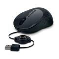 Picture of Miš SPEEDLINK BEENIE Mobile USB, black, SL-610012-BK