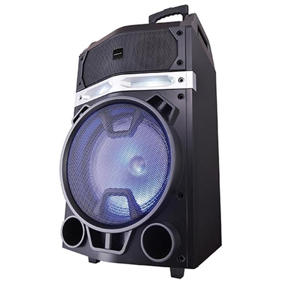 Picture of MEDIACOM MusicBox Monster 180W bluetooth karaoke sa mikrofonom M-TRSPM180