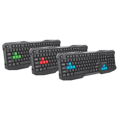 Picture of Tastatura gaming ESPERANZA ROOK, USB, blue, US layout, EGK101B