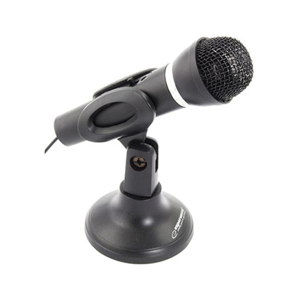 Slika od Mikrofon ESPERANZA SING, Crystal clear sound, EH180