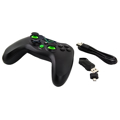 Picture of Game Pad ESPERANZA MAJOR, wireless 2.4GHz, USB, vibration, PC/PS3/XBOX ONE/ANDROID, black, EGG112K
