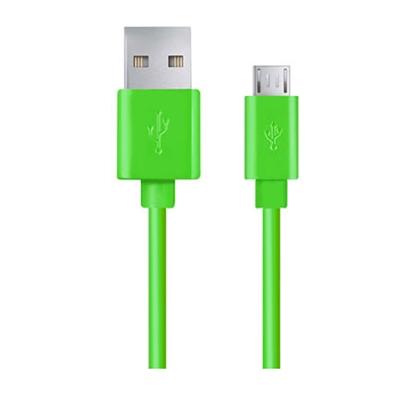 Slika od USB 2,0 kabal A-microB 0,5m, ESPERANZA, green, EB177G