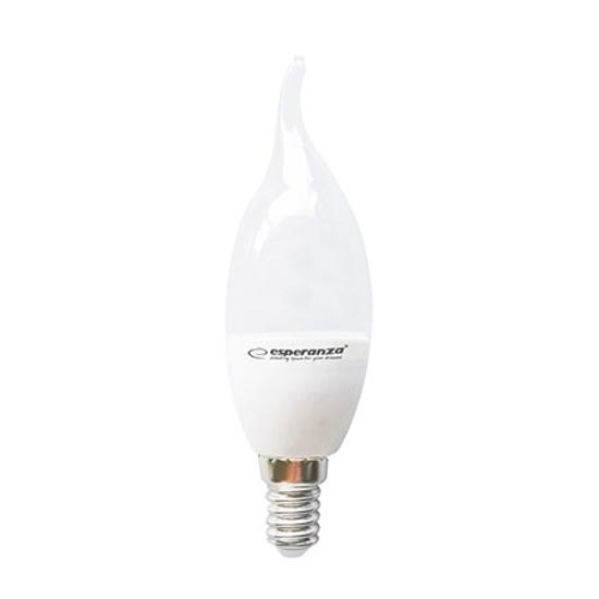 Picture of LED sijalica ESPERANZA, T37 E14 3W, warm white, A+, 580 lm, ELL148