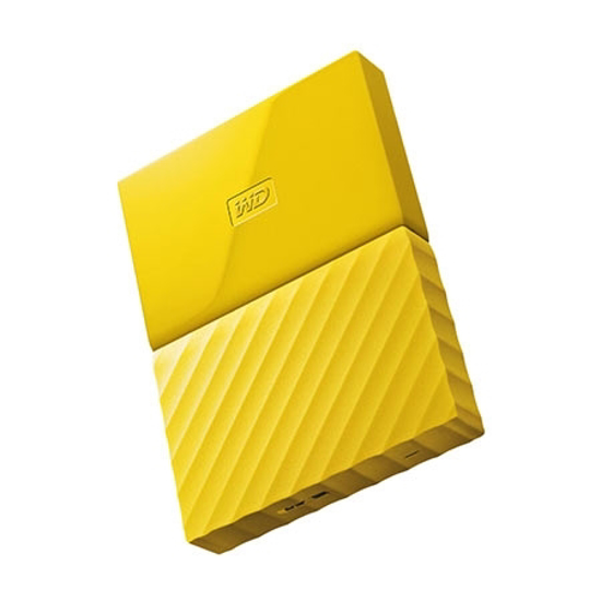 """Picture of EXT.HDD 3 TB WD 2,5"""" MY PASSPORT YELLOW"""